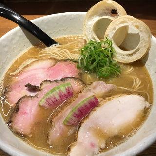 焙煎鯛煮干し塩らーめん(和心 武庫之荘店 )