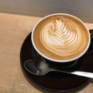カフェラテ(テラコーヒーアンドロースター 大倉山店 (TERA COFFEE and ROASTER))