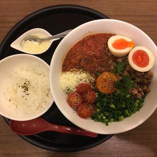 トマトまぜラーメン+リゾットセット(十夢 )