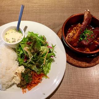 特製ポークスペアリブLunch(キッチンリブス (Kitchen Ribs by Shun Tamura))