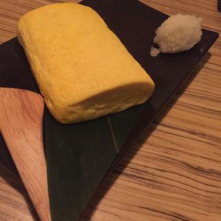 出汁巻き玉子(楽蔵うたげ 渋谷駅前店 )