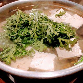 湯豆腐(湯どうふごん兵衛 )