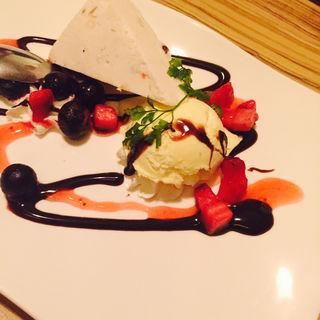 アイスチーズケーキ(楽蔵うたげ 渋谷駅前店 )