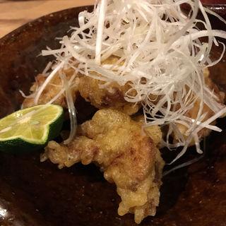 鶏天(おばんざいと鶏 京は菜)