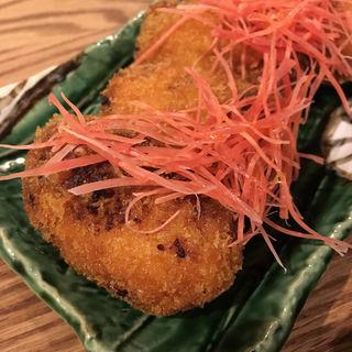 コロッケ(おばんざいと鶏 京は菜)