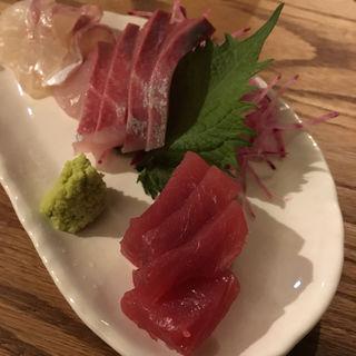 刺身(おばんざいと鶏 京は菜)