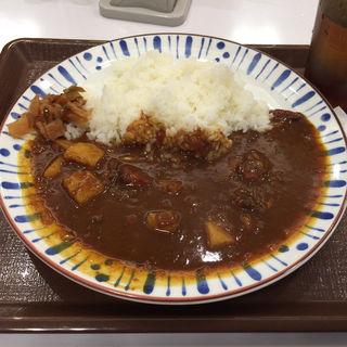 ポークカレー(すき家 末広町店 )