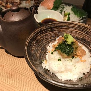 鯛茶漬け(Kokori (和味和酒ココリ))