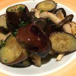 旬の野菜アンチョビバター
