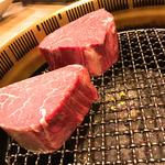コース肉(一部)(SATO ブリアン )