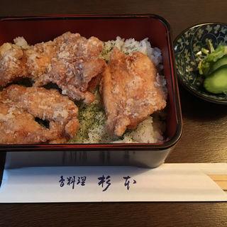 竜田丼(杉本)