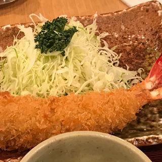エビフライ(まるは食堂 チカマチラウンジ店 )