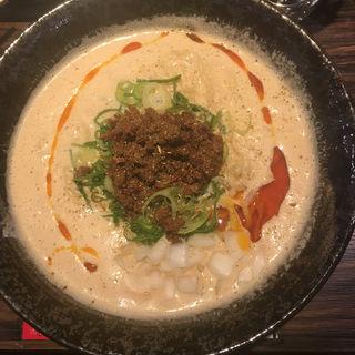 担々麺(麺ノ神 八咫烏 (やたがらす))