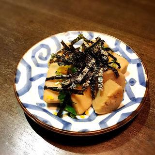 里芋 煮っころがし(和酒和食 恵比寿 黒帯 )