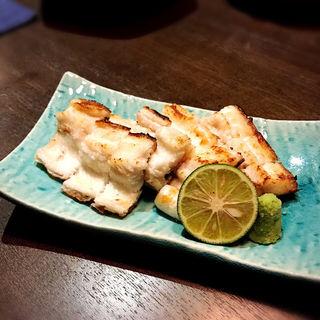 穴子白焼き(和酒和食 恵比寿 黒帯 )