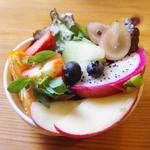 旬のフルーツサラダ(NEWA)