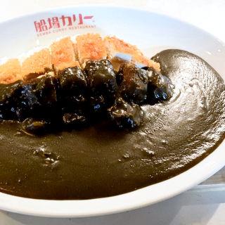 トンカツカリー・ライス小盛り・ちょい辛(船場カリー 高松店)