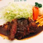 ヘレビーフカツレツ 130g(グリル一平 三宮店)