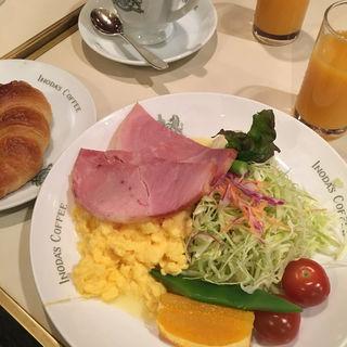 京の朝食(イノダコーヒ ポルタ支店 )