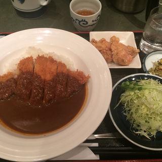 ロースかつカレー(とんかつ浜勝 JRお茶の水店 (はまかつ))