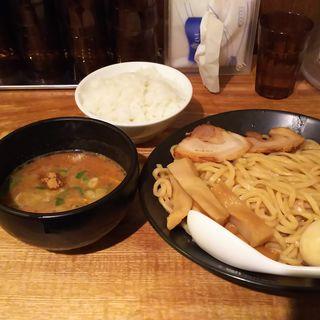 魚介つけ麺スペシャル(徳 アトレ川崎店)