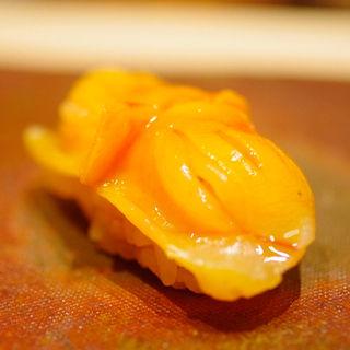 赤貝(鮨 由う)