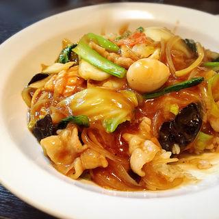 中華丼(豆点 )