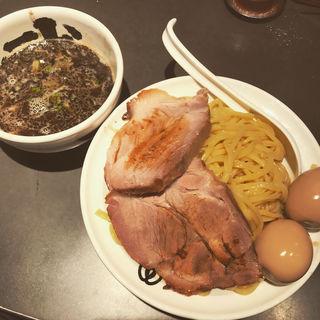 相傳つけ麺(黒)(麺屋武蔵 武骨相傳)