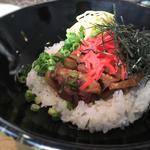 ◆鴨ロース 炙り焼き丼膳