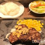 ライス&スモールサラダセット(いきなりステーキ 東京八重洲地下街店 )
