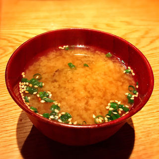 大しじみ味噌汁(高太郎 (こうたろう))
