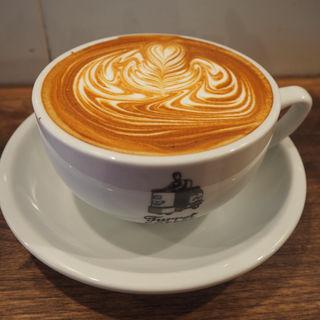 ラテ(Turret Coffee (ターレットコーヒー))