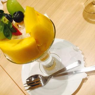 マンゴーパフェ(果実園 東京店 )