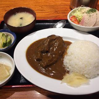 特製牛タンカレー(みさち屋 )