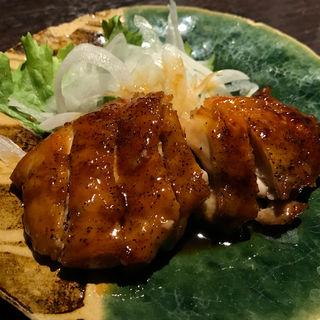 鶏の照り焼き(そば居酒屋 満月 女子大店 )