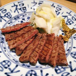 牛たん定食(並)(たん之助 )