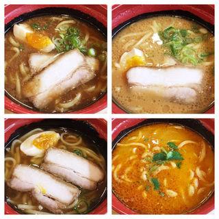 7種の魚介らーめん(無添くら寿司 福岡飯倉店 )