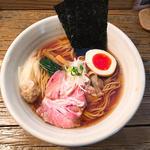 特製醤油らあめん(Homemade Ramen 麦苗 )
