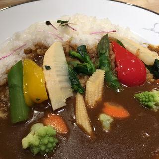 春野菜カレー(サンマルコ 三宮OPA店 )