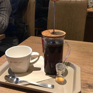 ドリップフレンチコーヒー(カフェソラーレ西葛西)