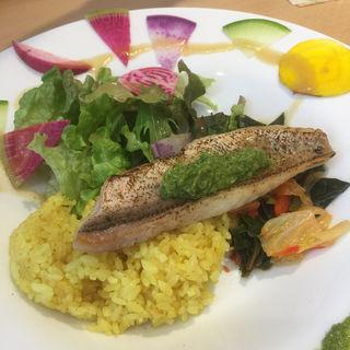 ランチコース お魚(カジュアルフレンチ Lien )