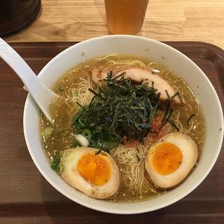 鶏そば(濃厚鶏そば 築地とり食堂 (【旧店名】東京フライドチキン))