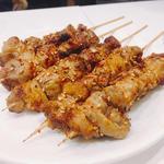 ラム肉の串焼き(5本)(味坊 (アジボウ))
