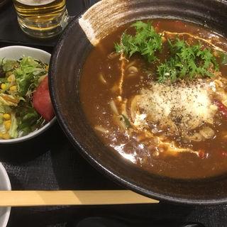 うどんめしカレー(するり 渋谷駅前店 )