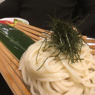 ざるうどん(するり 渋谷駅前店 )