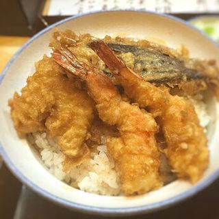 ランチ天丼(秀 (天ぷら))