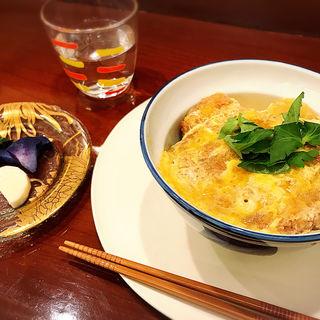 カツ丼(アフェット 麻布台 (affetto))
