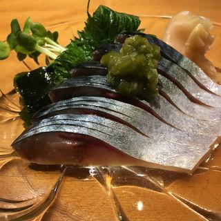 鯖きずし(祇園ひょうたん)