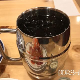 たっぷりアイスコーヒー(コメダ珈琲店 浅草橋駅前店 )