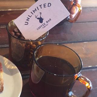 コーヒー(アンリミテッド コーヒー バー (Unlimited Coffee Bar))